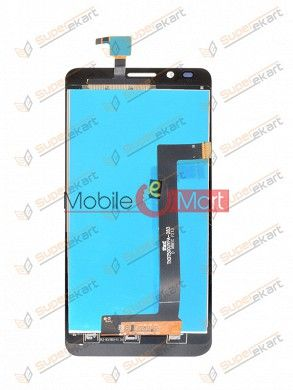 Lcd Display With Touch Screen Digitizer Panel For Intex Aqua Craze 2