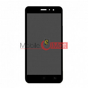 Lcd Display With Touch Screen Digitizer Panel For Lava X28 Plus