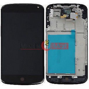 Lcd Display With Touch Screen Digitizer Panel For Nexus 4