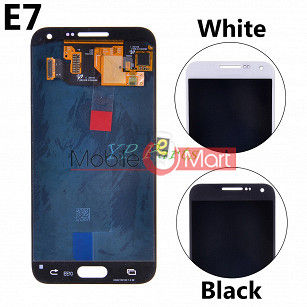 Lcd Display With Touch Screen Digitizer Panel For Samsung Galaxy E7