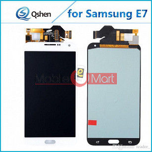 Lcd Display With Touch Screen Digitizer Panel For Samsung Galaxy E7 copy version