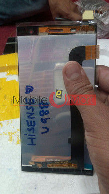 Lcd Display With Touch Screen Digitizer Panel For Hisense U601