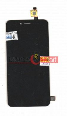 Lcd Display With Touch Screen Digitizer Panel For Itel S41
