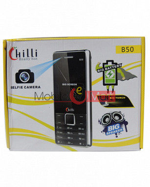 Chilli B50 Dual Sim  Mobile Phone