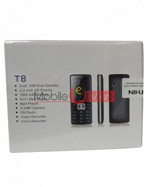 TETHIN T8 Dual Sim  Mobile Phone