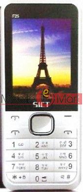 SICT F25 Dual Sim  Mobile Phone