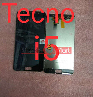 Lcd Display With Touch Screen Digitizer Panel For Tecno i5