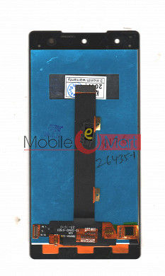 Lcd Display With Touch Screen Digitizer Panel For itel it1520