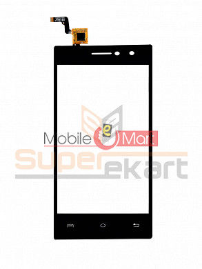 Touch Screen Digitizer For Lava A76 Plus