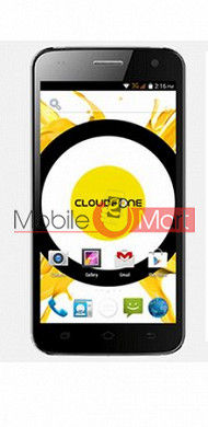 Touch Screen Digitizer For Cloudfone Excite 501o