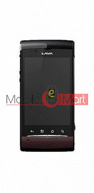 Touch Screen Digitizer For Lava S12