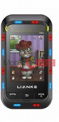 Touch Screen Digitizer For Lianke P100