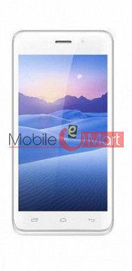 Touch Screen Digitizer For Intex Aqua Q3