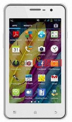 Lcd Display Screen For Maxx MSD7 3G AX50