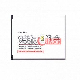 Mobile Battery For Lyf Wind 7