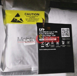 Mobile Battery For Lyf Wind 2