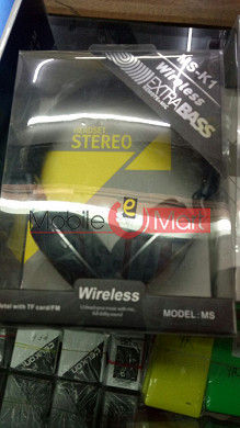 MS-K1 Wireless Portable Stereo Bluetooth Headphone