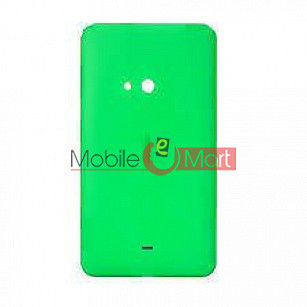 Millennium Back Battery Door Panel For Nokia Lumia 625 Housing Cover Green