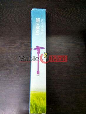Silicone Mini Portable & Flexible USB Fan
