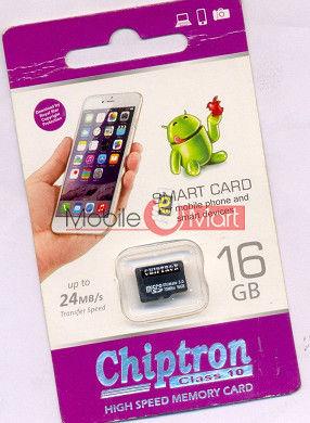 MicroSD Card (16gb)