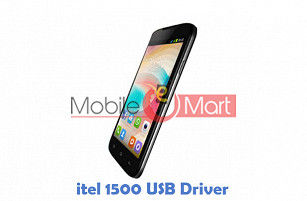 Touch Screen Digitizer For Itel it1500