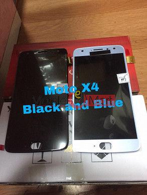 Motorola Moto X4 Lcd display