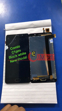 Lcd Display With Touch Screen Digitizer Panel For Comio C1 Pro