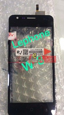 Touch Screen Digitizer For Lephone W8