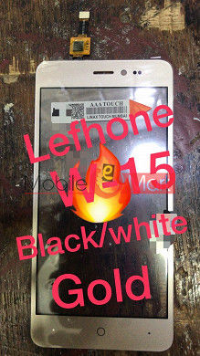 Touch Screen Digitizer For  Lephone W15