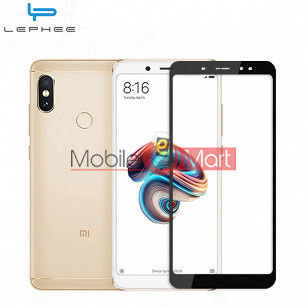 Touch Screen Glass For Redmi Note 5 Pro