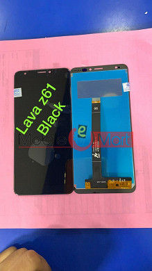 Lcd Display With Touch Screen Digitizer Panel For Lava Z61