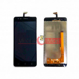 Lcd Display With Touch Screen Digitizer Panel For Lava Z90