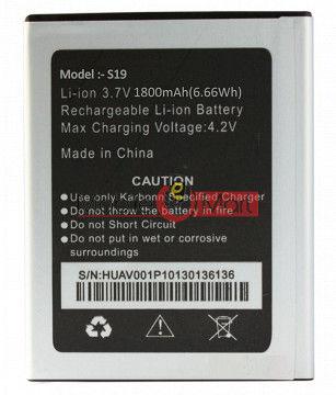 Mobile Battery For  Karbonn Titanium S19