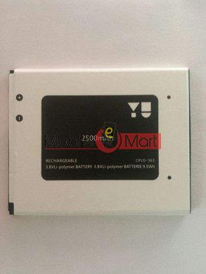 Mobile Battery For Micromax Yu Yureka Yu5510
