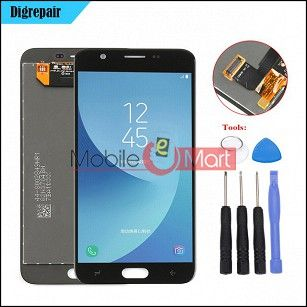 Lcd Display With Touch Screen Digitizer Panel For Samsung Galaxy J7 (2018)