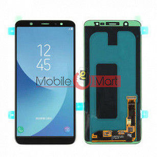 Lcd Display With Touch Screen Digitizer Panel For Samsung Galaxy A6 Plus (2018)