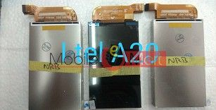 Lcd Display Screen For Itel A20
