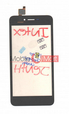 Touch Screen Digitizer For Intex Aqua Zenith