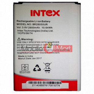 Mobile Battery For Intex Aqua Young 4G