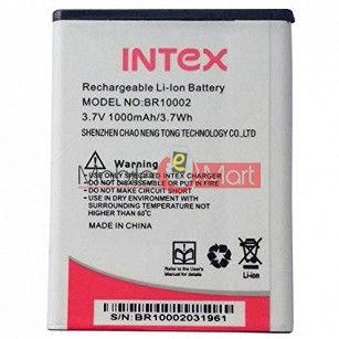 Mobile Battery For Intex Aqua A1