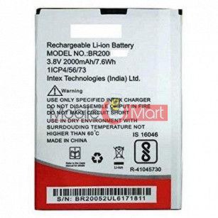 Ajah Mobile Battery For Intex Aqua A4 Plus