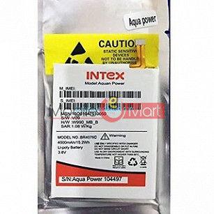 Mobile Battery For Intex Aqua Power 4