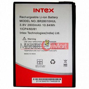Ajah Mobile Battery For Intex Aqua Amaze Plus