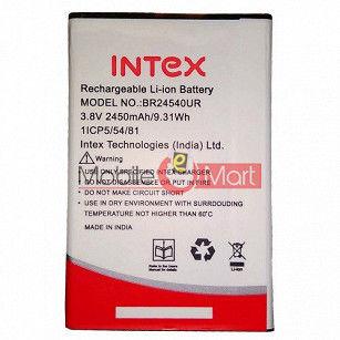 Mobile Battery For Intex Aqua S3