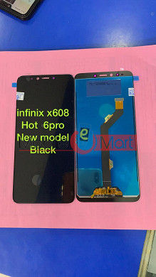 Lcd Display With Touch Screen Digitizer Panel For  Infinix Hot 6 Pro X608