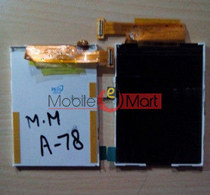 New LCD Display Screen For Micromax A78