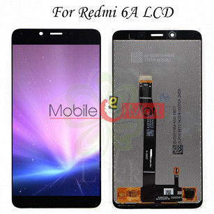 Lcd Display With Touch Screen Digitizer Panel For Xiaomi Redmi 6A