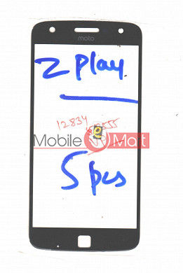 Touch Screen Glass For Motorola Moto Z Play