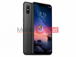 Touch Screen Glass For Xiaomi Redmi Note 6 Pro