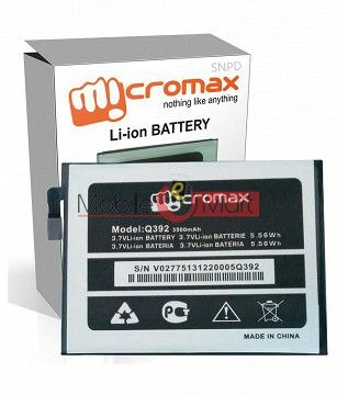 Mobile Battery For Micromax Bolt supreme 4 Q352